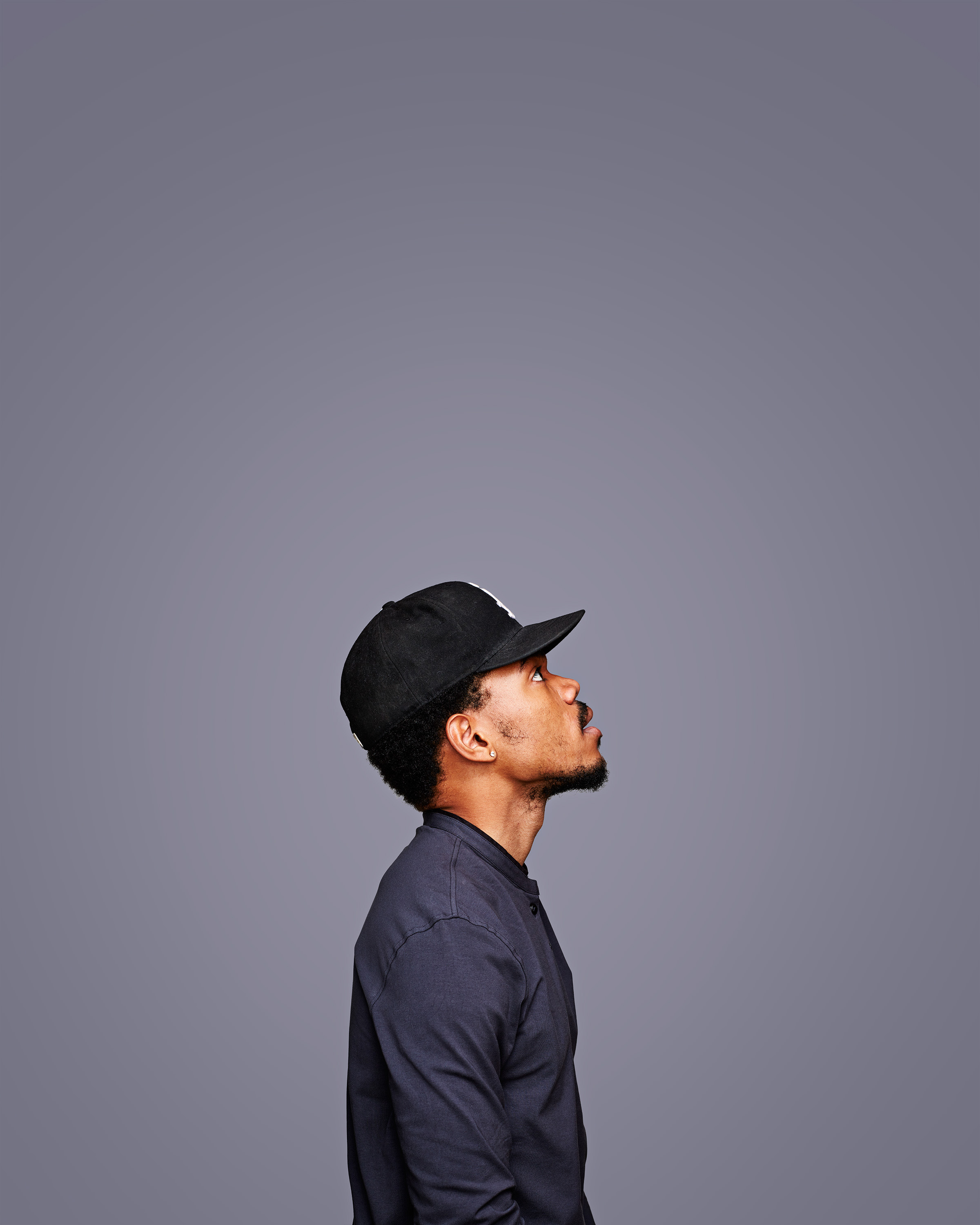 Chance The Rapper Looking Right