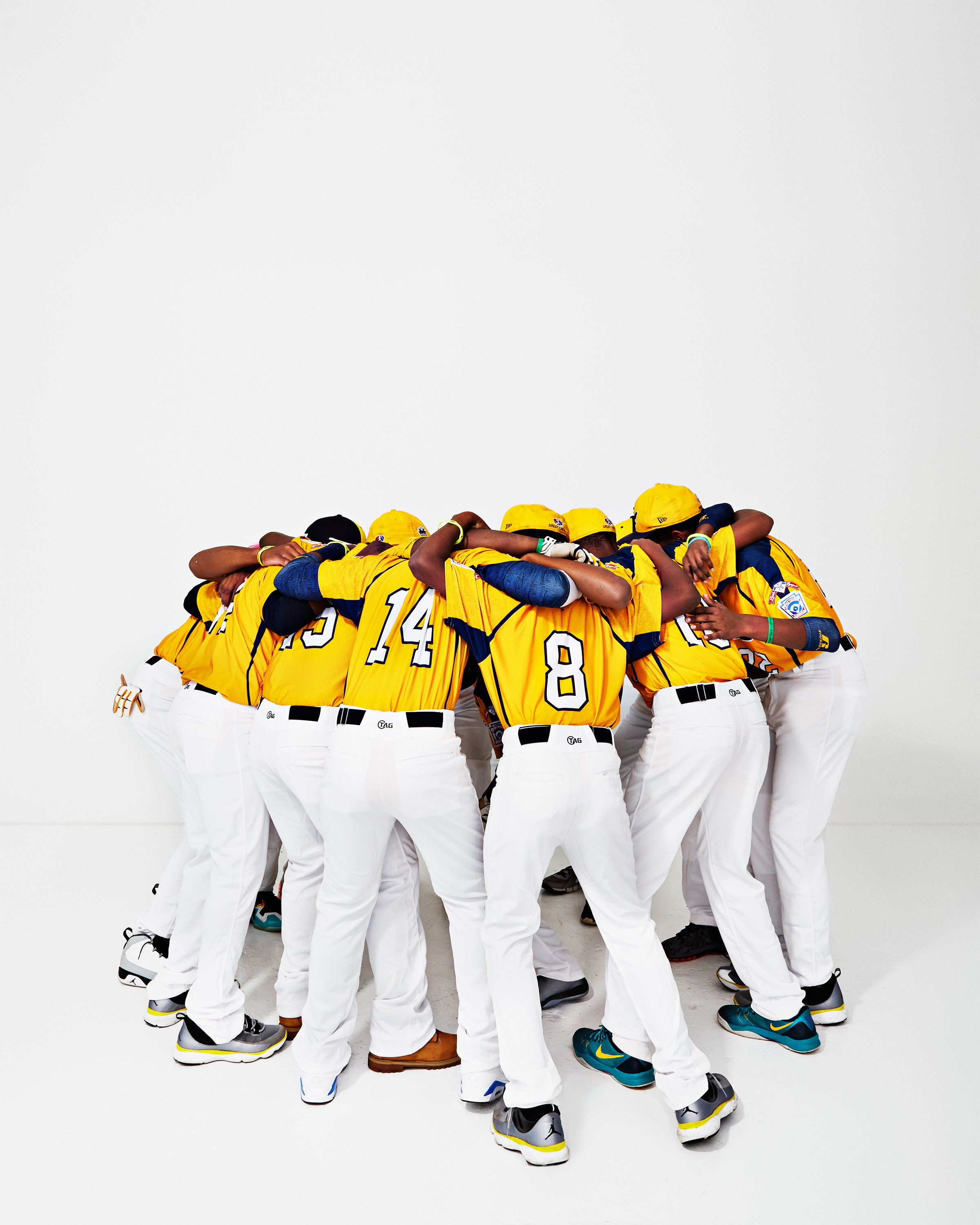 Jackie Robinson West for Chicago Magazine