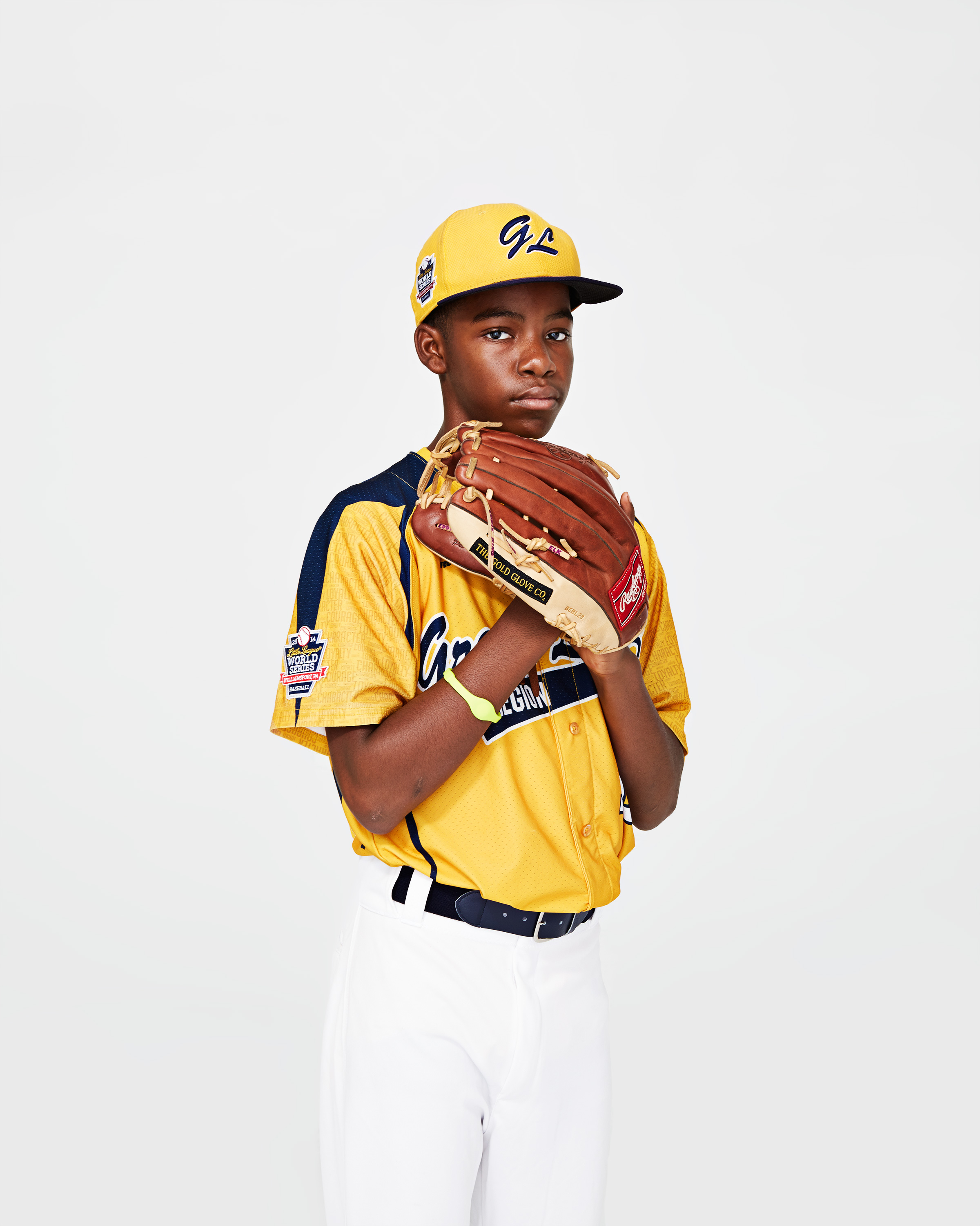Jackie Robinson West Outfielder