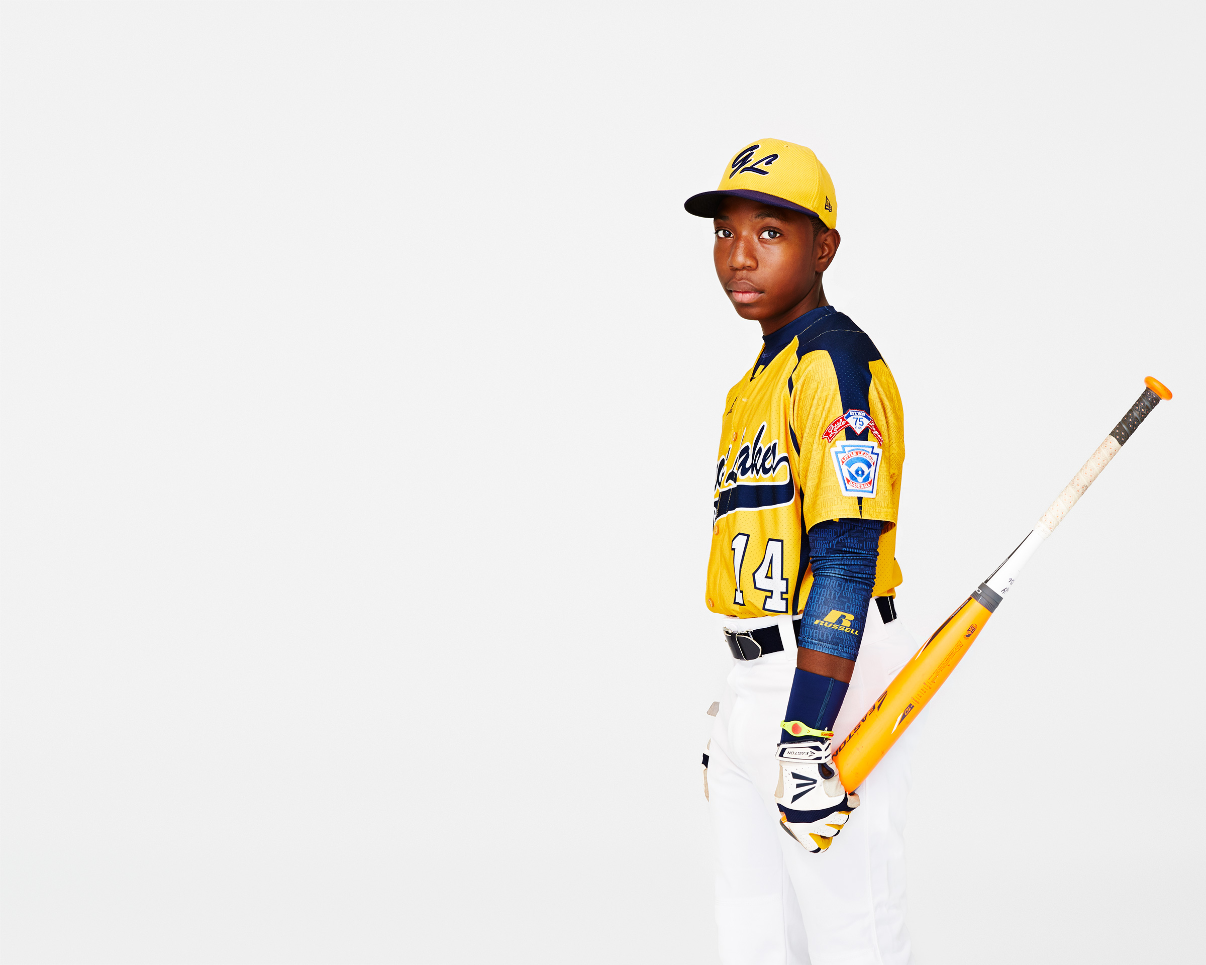 Jackie Robinson West Batter
