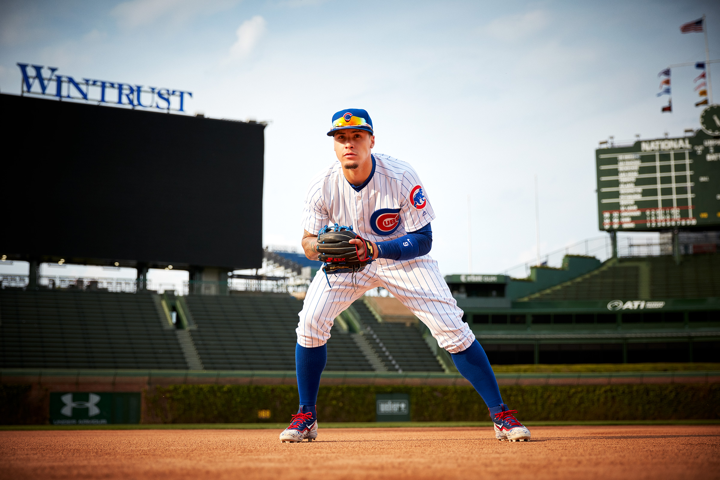 Javy Baez for David Seeds
